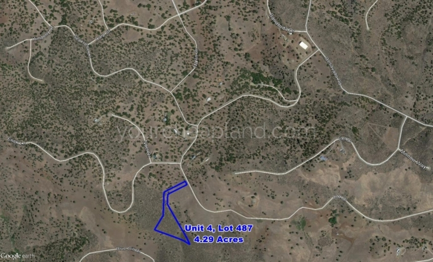 Vacant land for sale in California