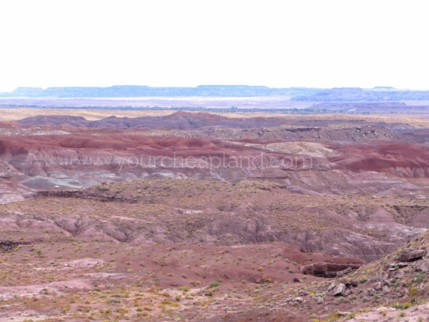 Painted Desert View