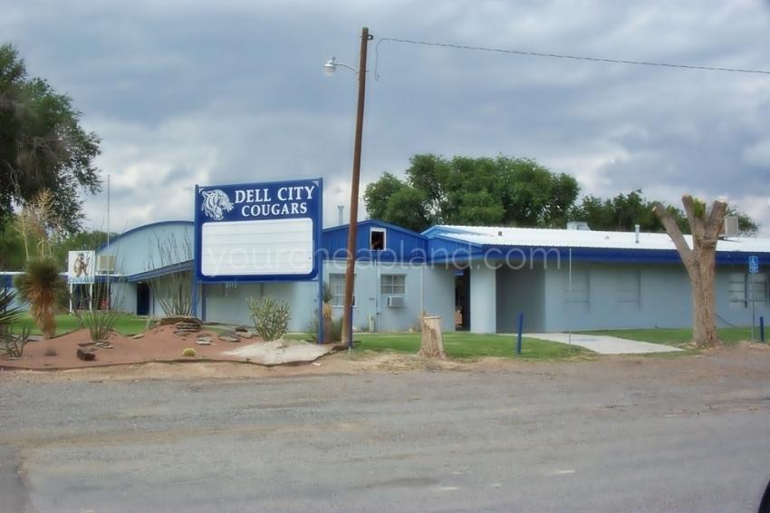 Dell City School