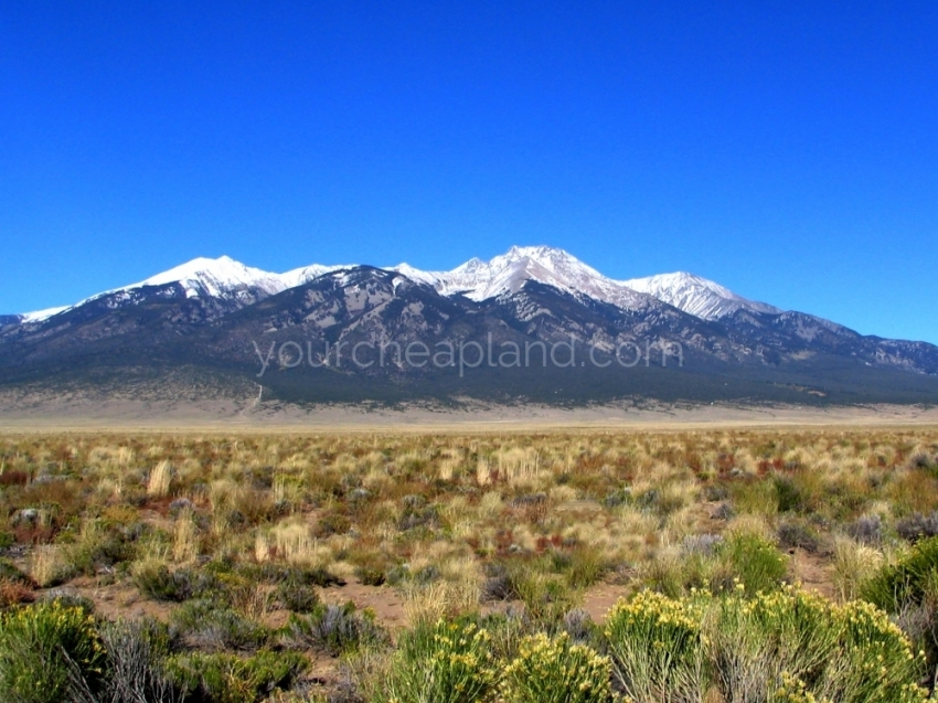 Mount Blanca Colorado Land for sale