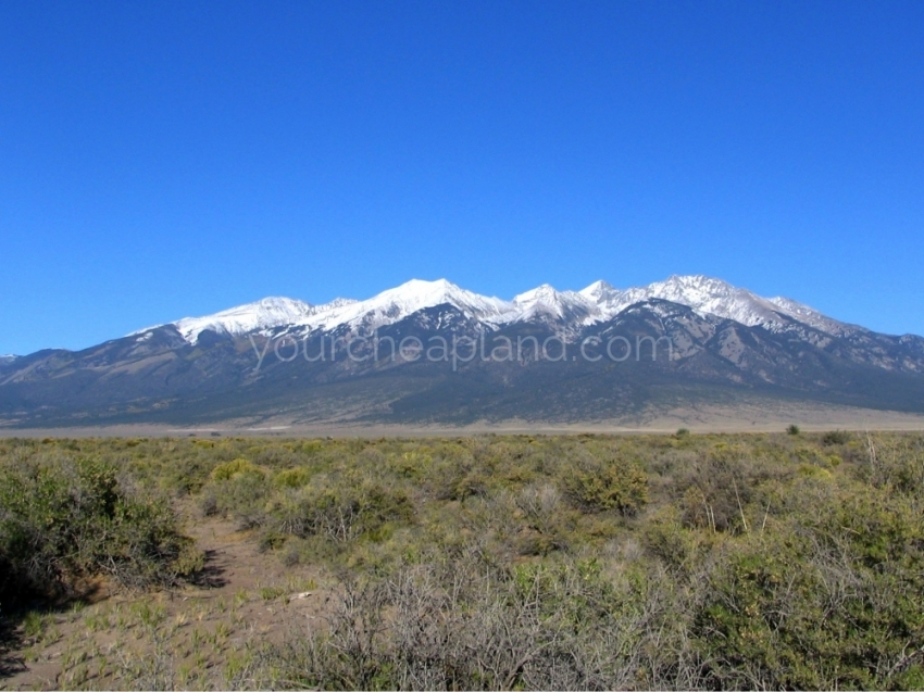 Vacant land for sale colorado mountain views
