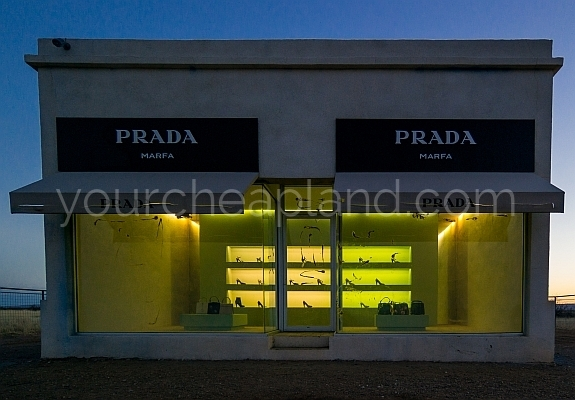 Prada At Night