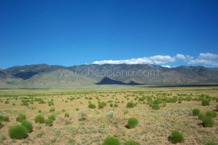 Mountain Views from the Rio Grande Estates