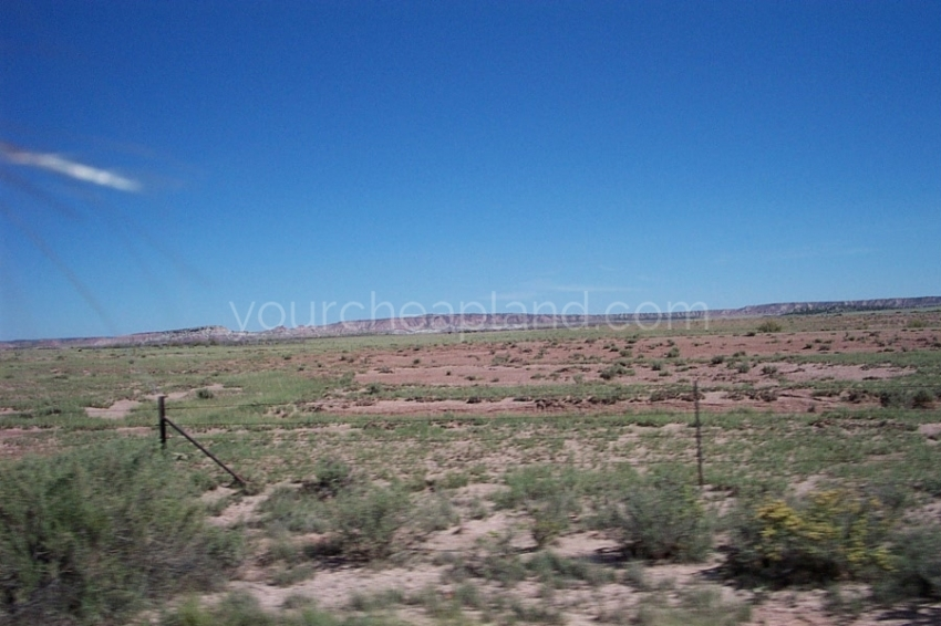 Apache County Land
